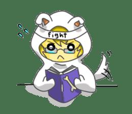 Yuki & Moji sticker #260476