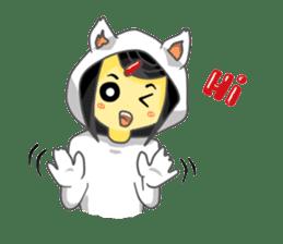 Yuki & Moji sticker #260477