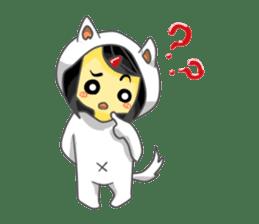 Yuki & Moji sticker #260482