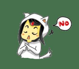 Yuki & Moji sticker #260485