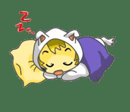 Yuki & Moji sticker #260487