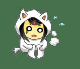 Yuki & Moji sticker #260489