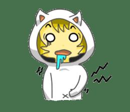 Yuki & Moji sticker #260499