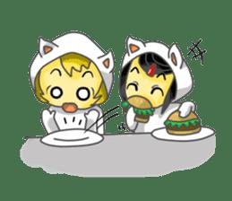 Yuki & Moji sticker #260503