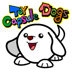 Toy Capsule Dogs<1>