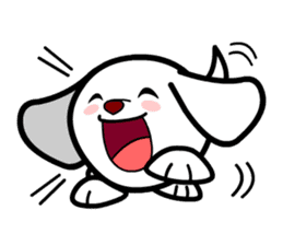 Toy Capsule Dogs<1> sticker #260907