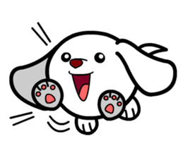 Toy Capsule Dogs<1> sticker #260939
