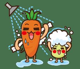 Crazy Vegetable sticker #261084