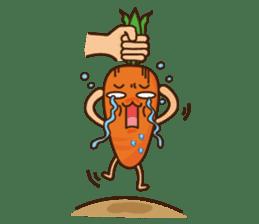 Crazy Vegetable sticker #261089