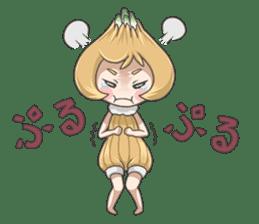 Sensai Girl sticker #261108