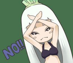 Sensai Girl sticker #261118
