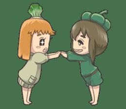 Sensai Girl sticker #261123