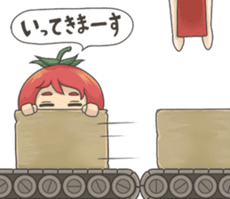 Sensai Girl sticker #261133
