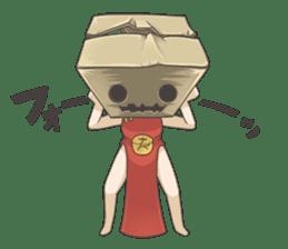 Sensai Girl sticker #261139