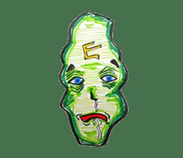 Fun life of ~ not Chang of Edamame sticker #262394