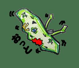 Fun life of ~ not Chang of Edamame sticker #262421