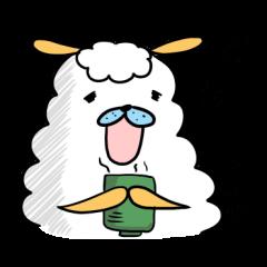 To you a worrier.Alpaca Part 1