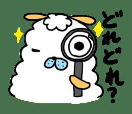To you a worrier.Alpaca Part 1 sticker #262954