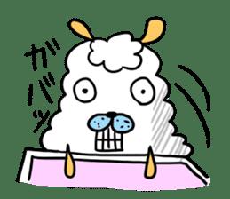 To you a worrier.Alpaca Part 1 sticker #262960