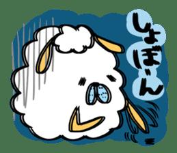To you a worrier.Alpaca Part 1 sticker #262968