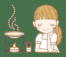 AROMATO -Aromatherapy sticker #263625