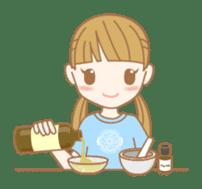 AROMATO -Aromatherapy sticker #263627