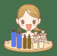 AROMATO -Aromatherapy sticker #263628