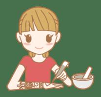 AROMATO -Aromatherapy sticker #263631
