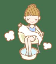 AROMATO -Aromatherapy sticker #263654