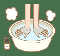 AROMATO -Aromatherapy sticker #263655