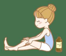 AROMATO -Aromatherapy sticker #263661