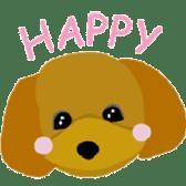 Dog's1 sticker #263673