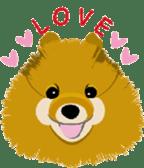 Dog's1 sticker #263679