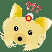 Dog's1 sticker #263690