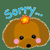 Dog's1 sticker #263694