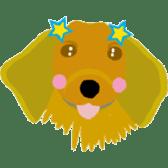 Dog's1 sticker #263704