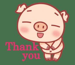 Piggy sticker #263989