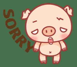 Piggy sticker #263994