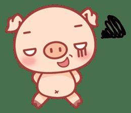 Piggy sticker #263997