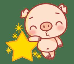 Piggy sticker #263999