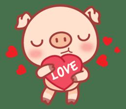 Piggy sticker #264000