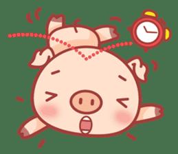Piggy sticker #264001