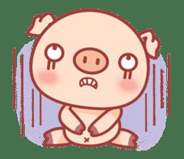 Piggy sticker #264003