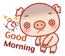 Piggy sticker #264004