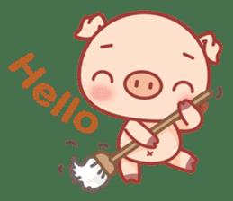 Piggy sticker #264005
