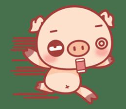 Piggy sticker #264006