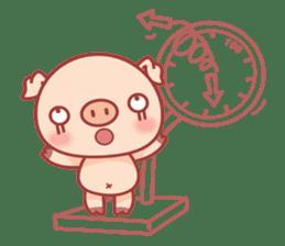Piggy sticker #264008