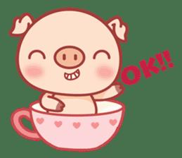 Piggy sticker #264009