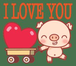 Piggy sticker #264010