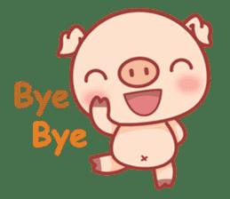 Piggy sticker #264013